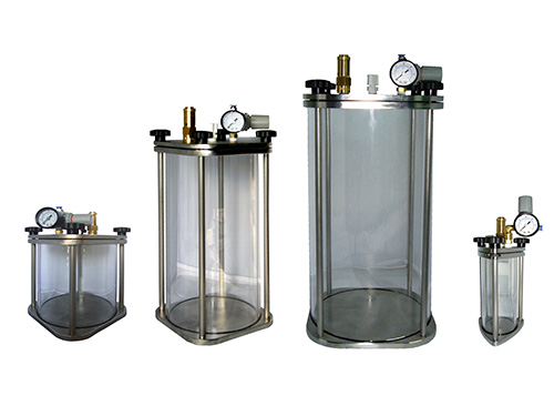 SR-TEK leads the way with innovative new transparent pressure tanks