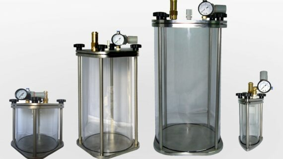 Modified central reservoir system for pharma innovations