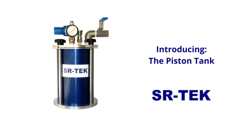 SR-TEK launches heavy-duty pressure vessel